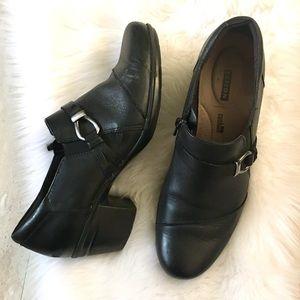 Clark's Collection Clogs Ankle Bootie Boots D192